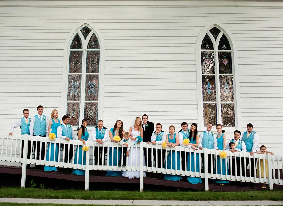 Bridal Wedding Chapel located in Green Bay Wisconsin and Door County